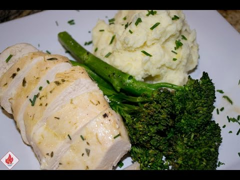 Lemon Dijon Chicken - RECIPE