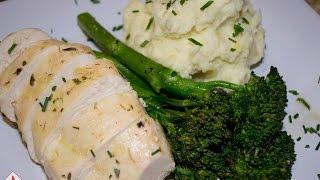 Lemon Dijon Chicken - Recipe