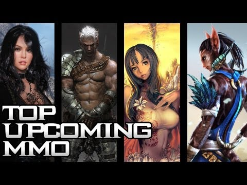 Top Best Upcoming MMORPG Games Of 2013 2014 2015