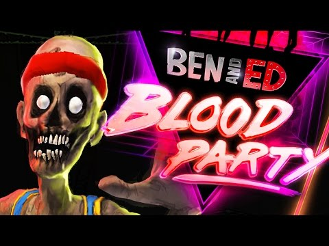 BEN & ED: BLOOD PARTY [001] 🍅 VIER GEGEN WILLI