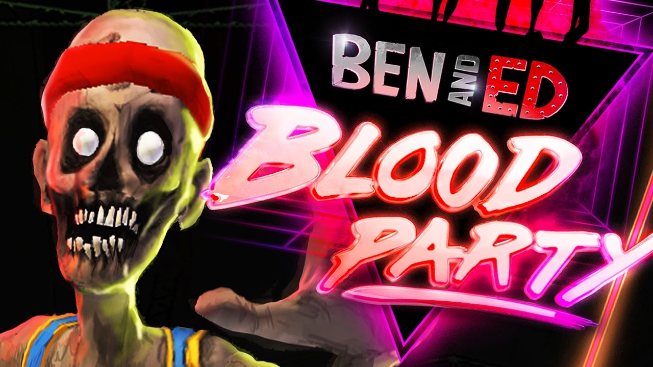 Ben and Ed Blood Party Download Free PC Game Full Version ...