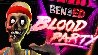 BEN & ED: BLOOD PARTY [001] 🍅 VIER GEGEN WILLI