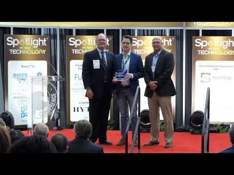 2019 Spotlight on New Technology Award Presentation