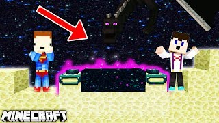 Minecraft 2D - JAK WYGLĄDA END? #9