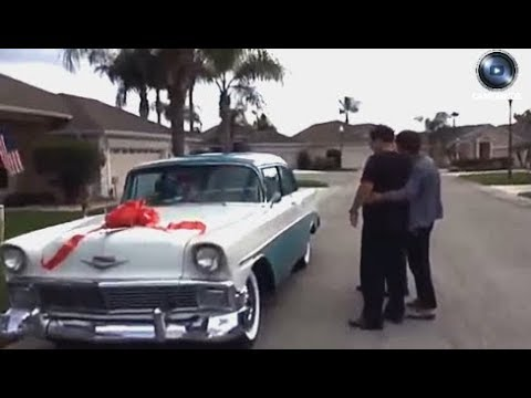 Surprising Parents With Their Dream Car Compilation Part 8 - Try Not To Cry Challenge - 2018