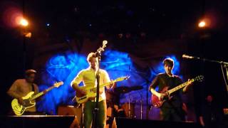 """Amos Lee LIVE """"Colors"""" Irving Plaza NYC"""