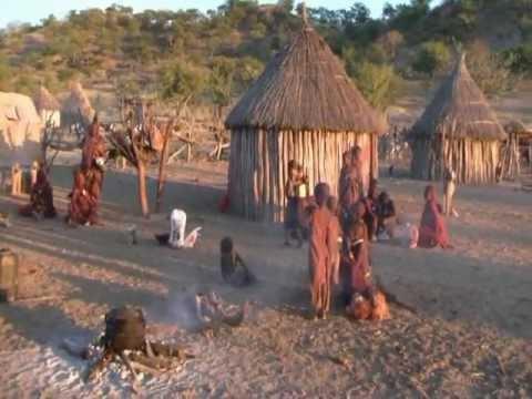 HIMBA TRIBE - OHUNGUMURE - NAMIBIA