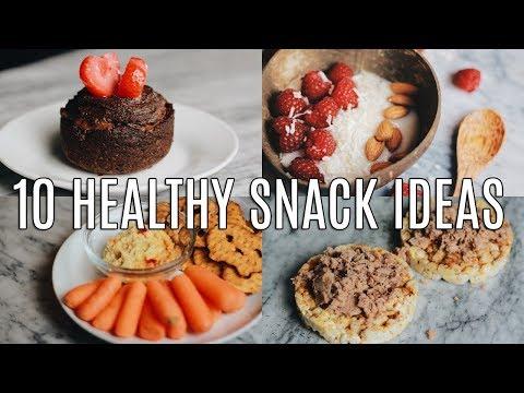 10 Healthy Snack Hacks Everyone Should Know
