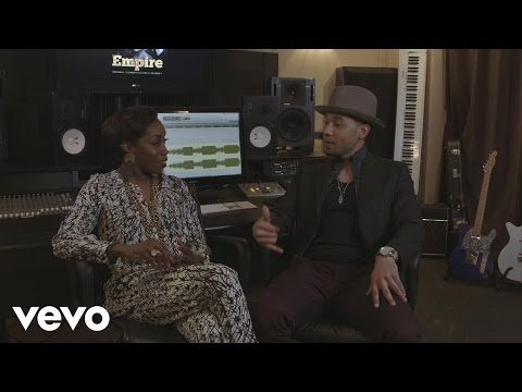 Empire Cast - Behind The Song: Conqueror ft. Estelle, Jussie Smollett
