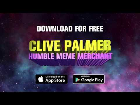 Clive Palmer Game - Play it today