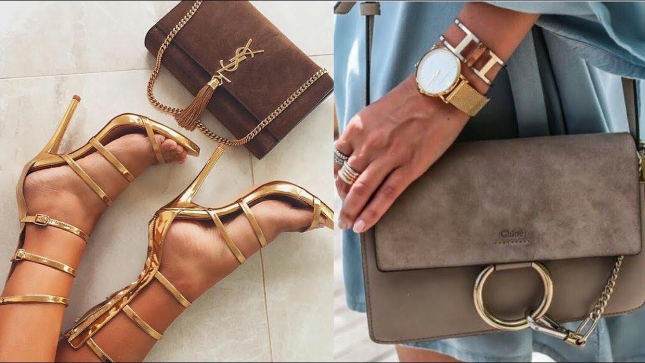 a300f683e BOLSOS Y ZAPATOS DE MODA 2019 | Tendencias unboxing de carteras bolsas  firmas Chanel, Louis Vuitton