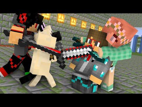 Diamond Man Life 33 - Minecraft Animations