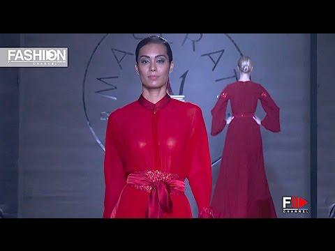 ALAA' NAJD 2017 Kuwait fashion week in partnership with Oriental fashion show - Fashion Channel