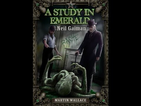 A Study in Emerald review - Board Game Brawl