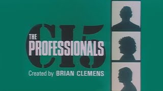CI5 The Professionals Background Music