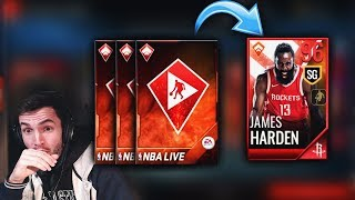 EVERY ACHIEVEMENT NEEDED FOR 96 OVR MASTER HARDEN IN NBA LIVE MOBILE!