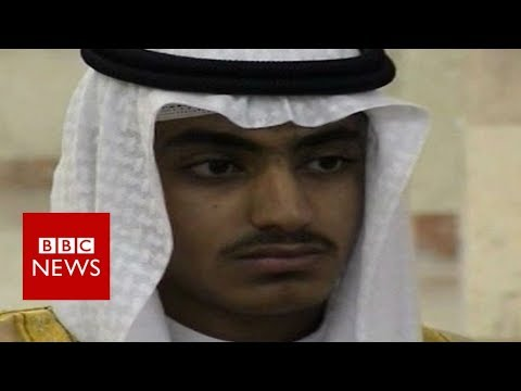 Bin Laden files: CIA releases video of son Hamza's wedding - BBC News