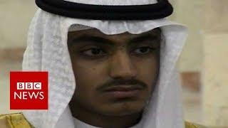 Bin Laden files: CIA releases video of son Hamza's wedding - BBC News