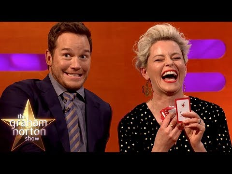 Elizabeth Banks' Board Game TOO NAUGHTY For TV  The Graham Norton Show