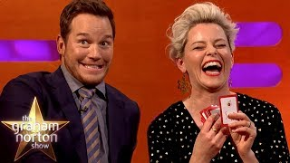 Baixar Elizabeth Banks' Board Game TOO NAUGHTY For TV | The Graham Norton Show