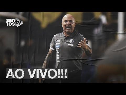 JORGE SAMPAOLI | PÓS-JOGO AO VIVO (08/12/19)