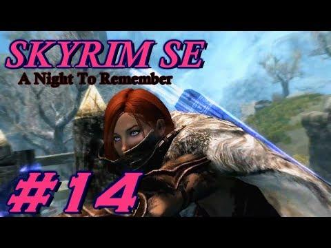 Let's Play - The Elder Scrolls V: Skyrim Special Edition - 14 - Moded Walkthrough Playthrough |