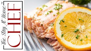 How to Make The Best Salmon Marinade | The Stay At Home Chef