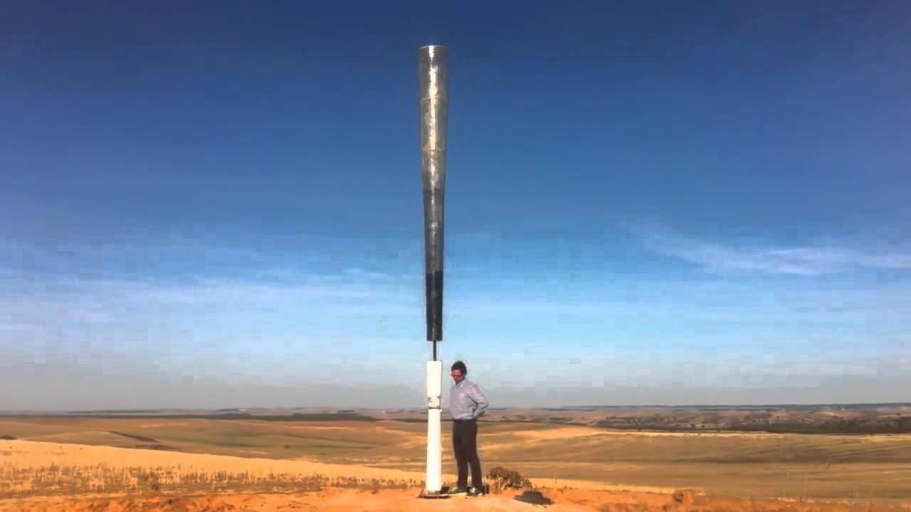 Vortex Bladeless, wind turbine without blades