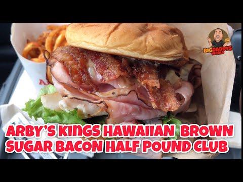 Arby's Half Pound | Brown Sugar Bacon Club