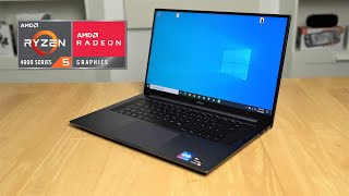 Honor MagicBook Pro Review AMD Ryzen 5 4600H Performance!