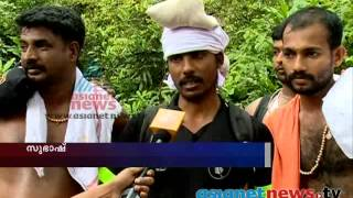 Sabarimala News:Pullumedu road open to travel Sabarimala