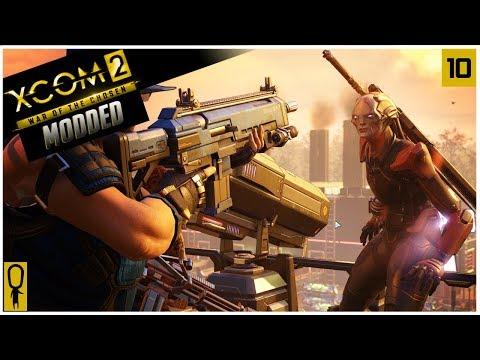 BLACKSITE CHOSEN - XCOM 2 WOTC Modded Gameplay - Part 10 - Let's Play Legend Ironman