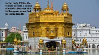 The Golden Temple, Amritsar, India - great construction