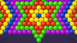 bubble freedom : bubbles shooter #game  💯❤️  : All Levels Gameplay (Android,iOS)Level 116- 117 screenshot 4