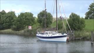 Hooksiel -  Hafen und Promenade