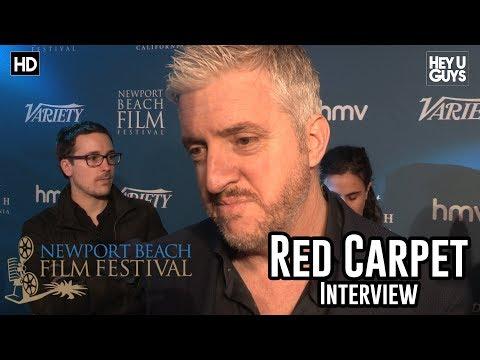 Anthony McCarten Red Carpet   Newport Beach Film Festival UK Honours