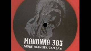 Structure - Struc Eight - A1 - Madonna 303 - I Love You More Than Sex Can Say  (Tribal Jam Mix)