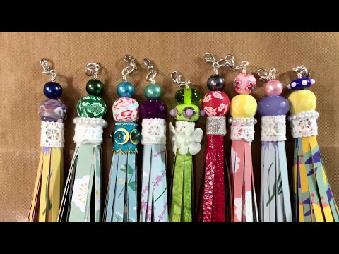 Quick and Easy Paper Tassel Tutorial