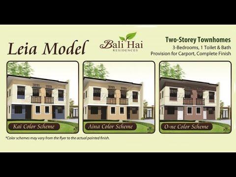 Leia model house
