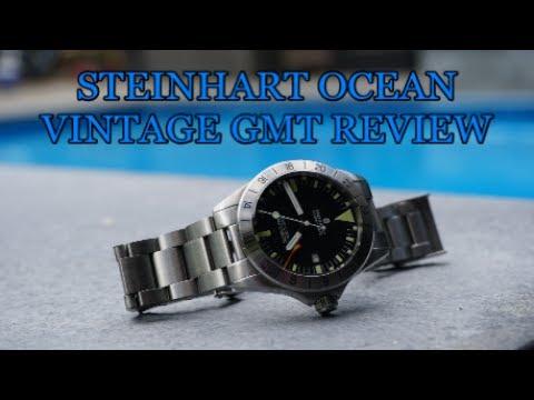 Steinhart Ocean Vintage GMT Review
