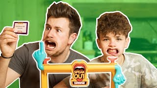 FAMILY PLAY SPEAK OUT SHOWDOWN #AD
