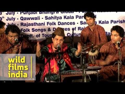 Famous qawwali ' Allah hoo allah hoo' cover by Yousuf Khan Nizami