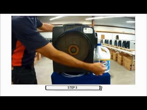 Horizon Crawl Space Dehumidifiers Basic Maintenance Step 3