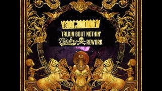 Big K.R.I.T-Talkin Bout Nothin(BASS BOOSTED)-2013!!