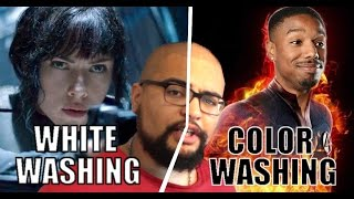 WHITEWASHING/COLORWASHING : Pourquoi c'est de la m*rde - EDITO