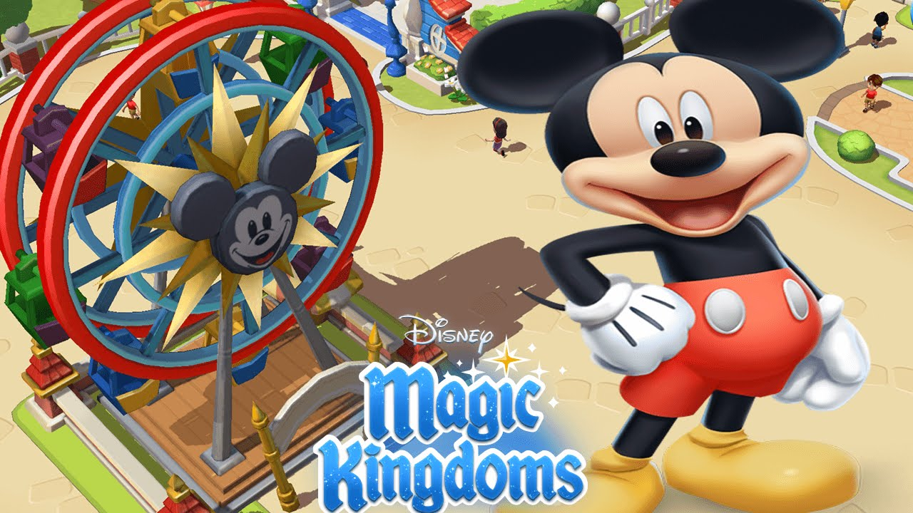 Disney Magic Kingdoms - Mickey Mouse Pluto Goofy Stand Up For ...