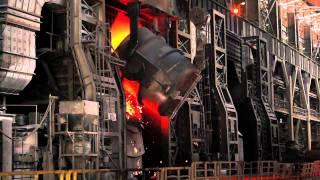 isdemir demir - çelik fabrika, iron - steel factory