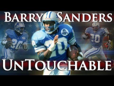 Barry Sanders - Untouchable