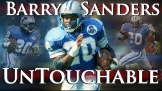 Barry Sanders - Untouchable