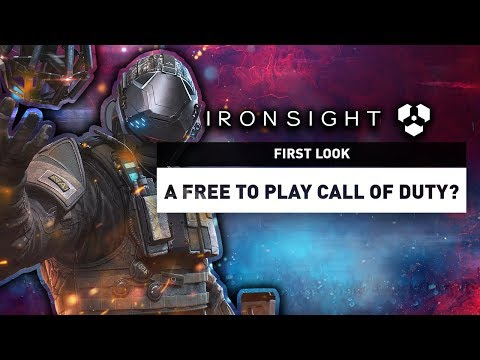 Ironsight: First Look - A Free To Play Call Of Duty Game In 2018!?